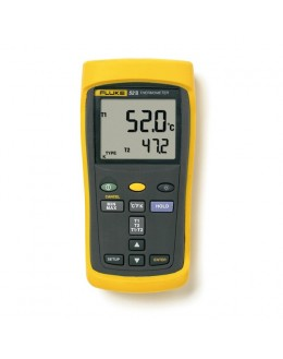FLUKE 52 II - 50 Series II Digital ThermometerFLUKE 52 II - 50 Series II Digital ThermometerFLUKE 52 II - 50 Series II Digital T