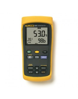 FLUKE 53 II - 50 Series II Digital ThermometerFLUKE 53 II - 50 Series II Digital ThermometerFLUKE 53 II - 50 Series II Digital T