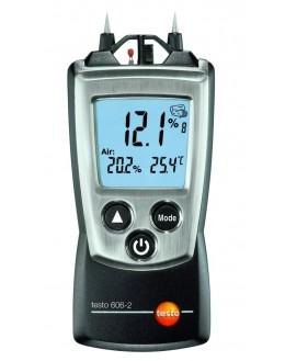 testeur d'humidité de matériaux et du bois pocket - 05606062 - Testo 606-2