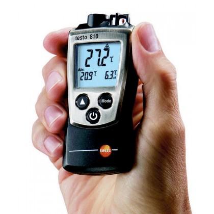 testo 810 - thermomètre 2 canaux IR - TESTO