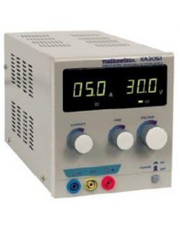XA3051 - Alimentation de laboratoire - MULTIMETRIX