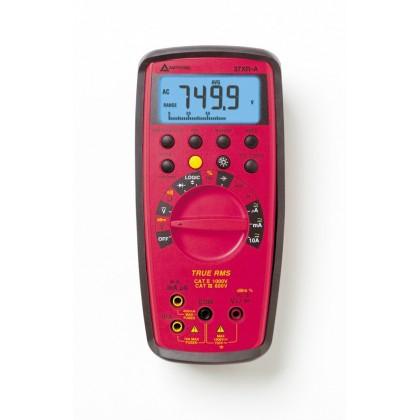 37 XR A - Multimètre TRMS professionnel avec contrôle de composants et test logique - Amprobe