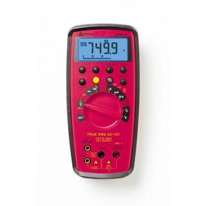 38 XR A - Multimètre TRMS (AC+DC) professionnel avec interface PC - Amprobe