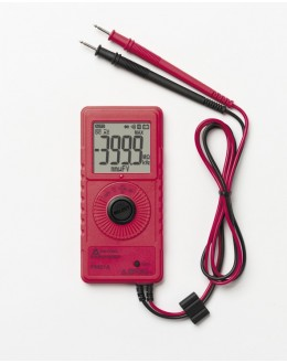 PM51A - Digital Multimeter with Frequency and Capacity - Amprobe