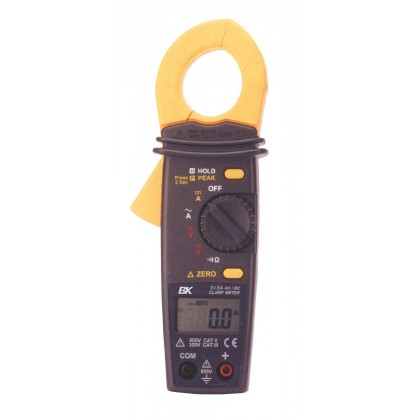 BK313A - Pince Ampemétrique 600AC/DC - BK PRECISION