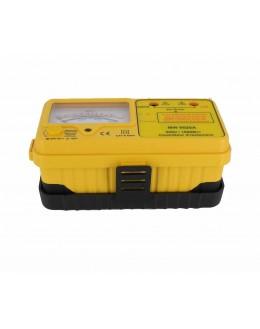 MW9020A -Mesureur d'isolement analogique 500V - SEFRAM