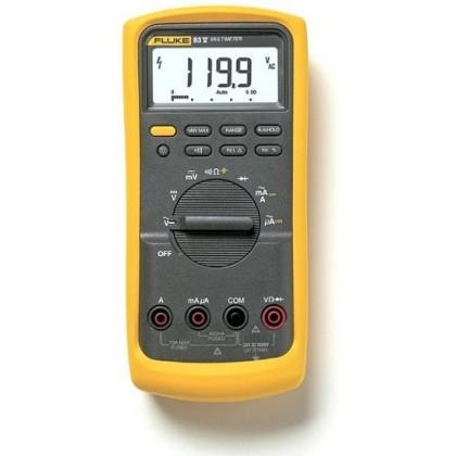 Série 80 Multimètres numériques FLUKE 83V / 87V / 87V ex / 87VE2