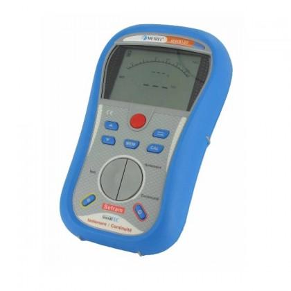 MW9120 - contrôleur d'isolement numérique 50 à 1000V - SEFRAM
