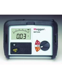 MIT300 - MegOhmMeter 250/500V - MEGGERMIT300 - MegOhmMeter 250/500V - MEGGERMIT300 - MegOhmMeter 250/500V - MEGGER