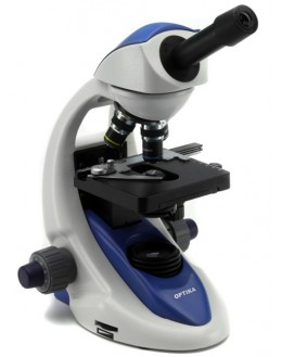 B191 Microcope biologie monoculaire 1000x - OPTIKA