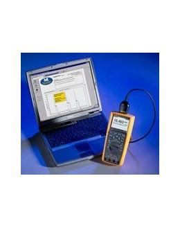 FLUKE287FVF - Multimètre enregistreur TRMS Fluke avec logiciel
