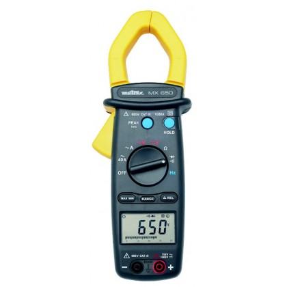MX650 - Pince multimètre 1000 A AC 36mm - METRIX