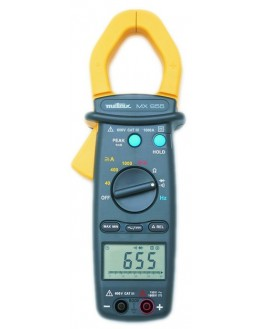 MX655 - 1000 A Clamp Meter AC / DC 40mm - METRIX
