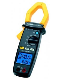 MX670 - Pince multimètre 100A - 1000A AC bi afficheur 10000 points - METRIX