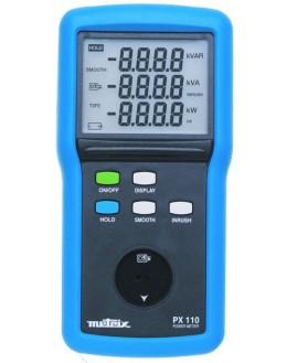 PX110 - Digital TRMS Power Meter Single Phase - METRIX