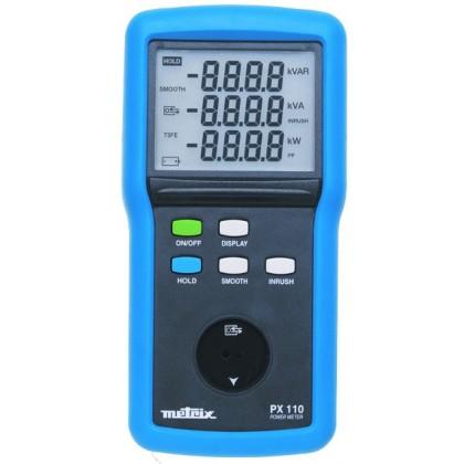 PX110 - Wattmètre numérique TRMS monophasé - METRIX
