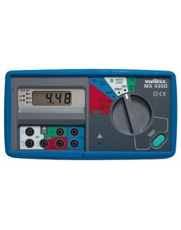 MX435D - Multifunction Controller Installation - METRIX