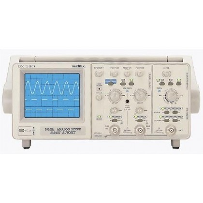 OX530 - Oscilloscope analogique 2x35Mhz - METRIX