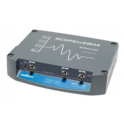 MTX1052 - Oscilloscope numérique 2x150Mhz - METRIX