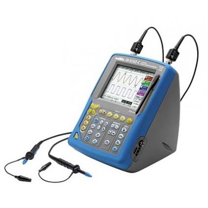 OX6202 - oscilloscope numérique 2x200Mhz Couleur - METRIX