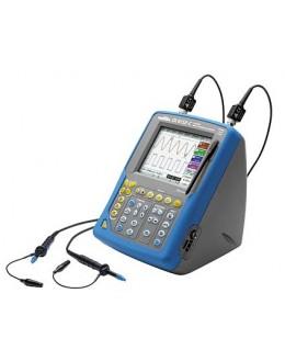 OX6202 - oscilloscope numérique + Carte SD 2x200Mhz Couleur - METRIX
