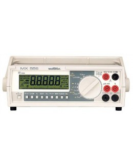 MX556 - Multimètre numérique de table 50000 points TRMS AC+DC - METRIX