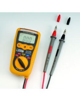 CA702 - Multimètre numérique de poche 2000 points - CHAUVIN ARNOUX