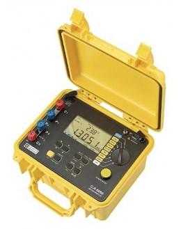 CA6250 - Micro-ohmmeter - Chauvin ArnouxCA6250 - Micro-ohmmeter - Chauvin ArnouxCA6250 - Micro-ohmmeter - Chauvin Arnoux