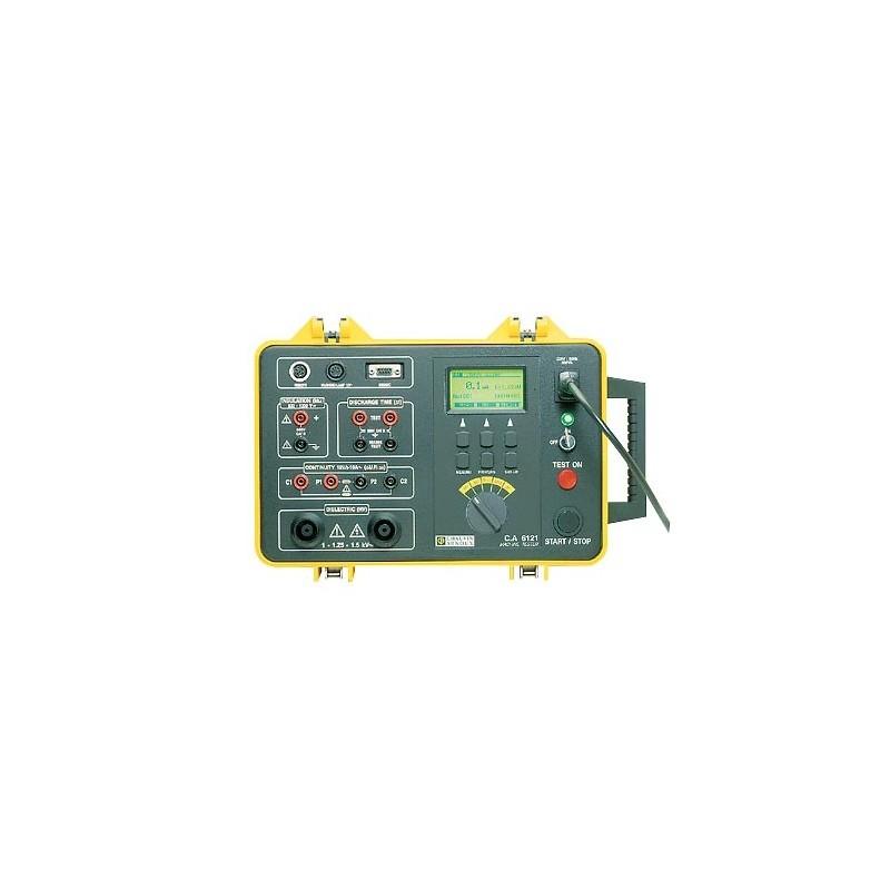 Ca6121 contr leur de mat riel lectrique chauvin arnoux p01145601 distrimesure - Controleur de consommation electrique ...