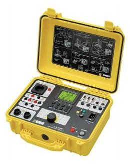 CA6160 - Supervisor Electrical Equipment - Chauvin ArnouxCA6160 - Supervisor Electrical Equipment - Chauvin ArnouxCA6160 - Super