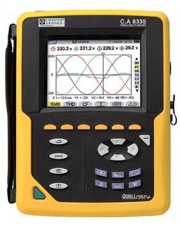 CA8335 - Network Analyzer and Three-Phase Power - Chauvin ArnouxCA8335 - Network Analyzer and Three-Phase Power - Chauvin Arnoux