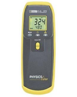 CA876 - Thermomètre sans/avec contact -20 à +550°C / -40 à +1350°C- CHAUVIN ARNOUX