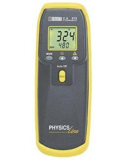 CA876 - Thermometer with / without contact from -20 to 550 ° C / -40 to 1350 ° C, Chauvin ArnouxCA876 - Thermometer with / wit