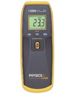 CA865 - Thermomètre de contact Pt100 -50° à +200°C - CHAUVIN ARNOUX