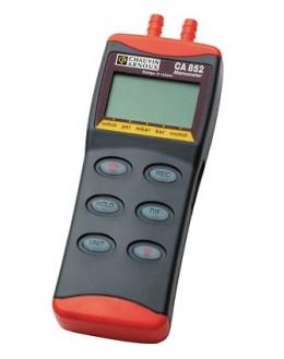 CA852 - Pressure - Chauvin ArnouxCA852 - Pressure - Chauvin ArnouxCA852 - Pressure - Chauvin Arnoux