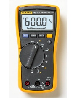 FLUKE 115 - Digital multimeter - FLUKEFLUKE 115 - Digital multimeter - FLUKEFLUKE 115 - Digital multimeter - FLUKE