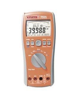 SEFRAM 7355 - multimètre 100000 pts TRMS AC et AC+DC