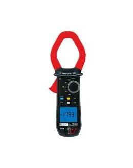 F603 Pince multimètre TRMS 2000 AAC/3000 ADC