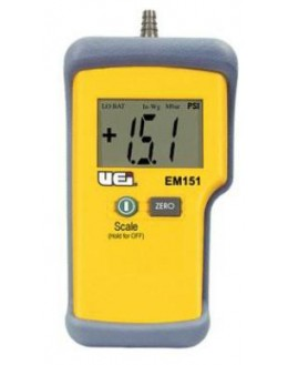 EM-151 - Manomètre déprimomètre numérique
