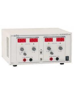 ALR3003D : Alimentation double sortie 2 x 0-30V / 2 x 0-3A - ELC