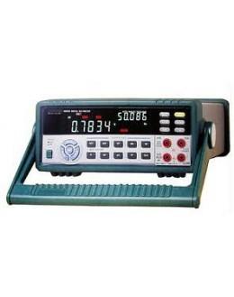 MS8050 - multimètre de table 53 000 pts