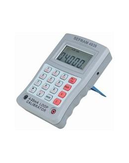 SEFRAM 4835 - Calibrateur de process - SEFRAMSEFRAM 4835 - Calibrateur de process - SEFRAMSEFRAM 4835 - Calibrateur de process -