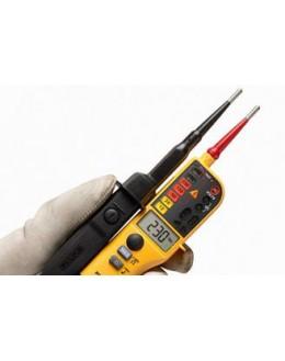 Testeur de tension et de continuité - FLUKE-T150 avec sacoche C150 Offerte - FLUKE T150