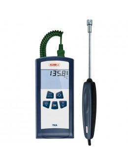 TKA Thermomètre thermocouple K, J, T, S - Kimo 24371