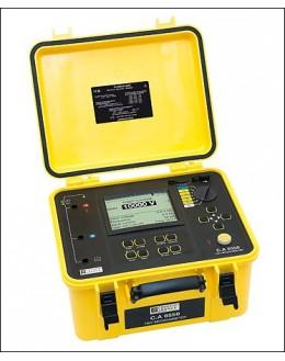 CA6550 - Contrôleur d'isolement 10 kVCA6550 - Contrôleur d'isolement 10 kVCA6550 - Contrôleur d'isolement 10 kV