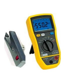 CA5231 avec minipince- multimètre numérique - P01196734 - CHAUVIN ARNOUXCA5231 avec minipince- multimètre numérique - P011