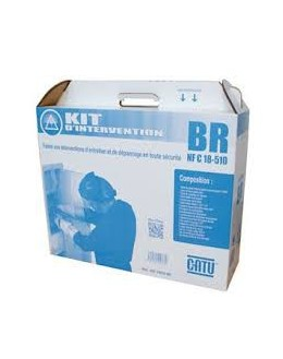 KIT-18510 BR/2 - Kit de protection pour travaux et interventions électriques - CATU