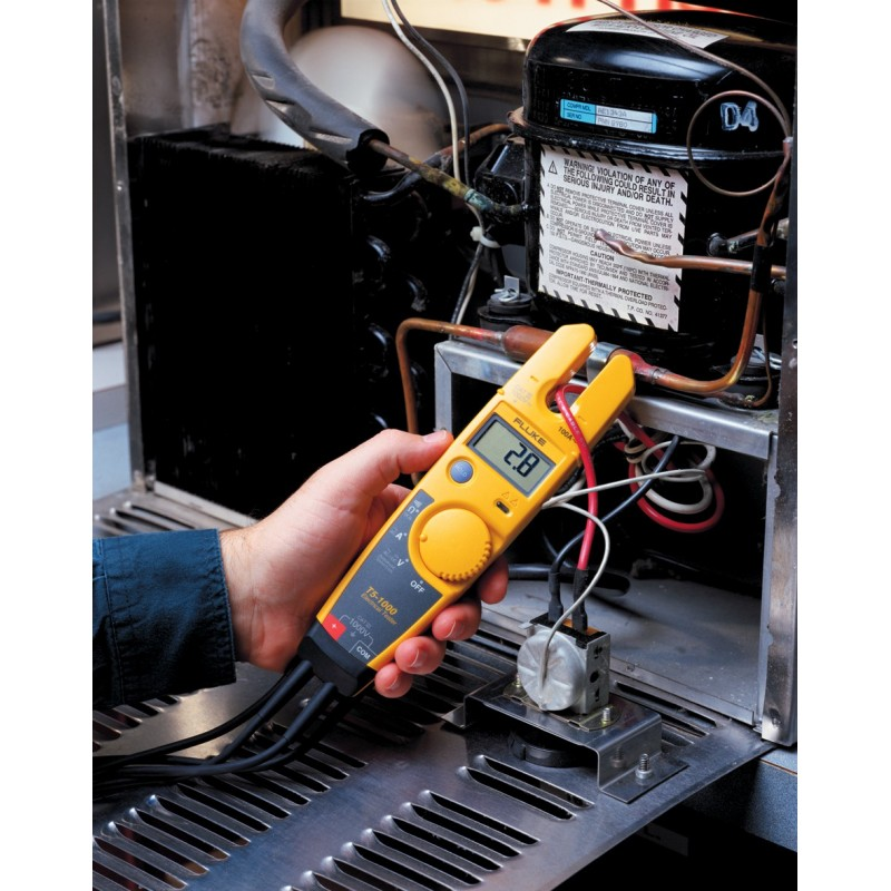 how to use fluke t5 600