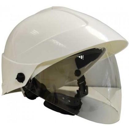MO-185-BLM - Casque avec écran facial et mentonnière intégrés - CATU