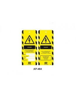 AP-464 - Affichette Danger - CATU